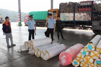 Hải quan Lạng Sơn: Tăng cường kiểm soát gian lận về xuất xứ hàng hóa