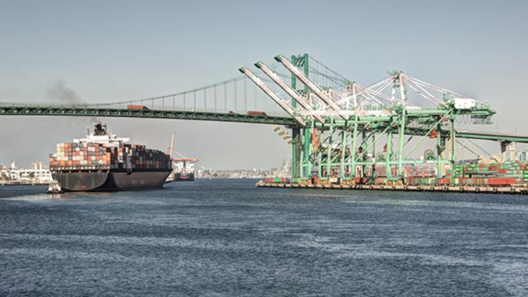 Trucking services  ( door to door - Port to Port - Inland & Outland)